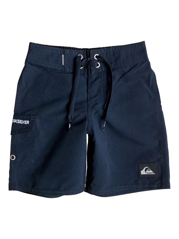 "0 Boys 4-7 Everyday 19"" Boardshorts  AQKBS03036 Quiksilver"