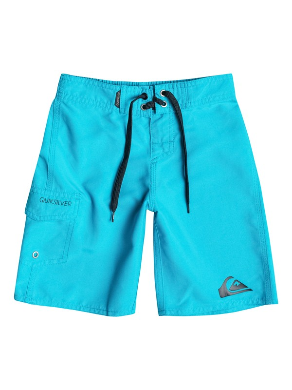 "0 Boys 2-4 Everyday 19"" Boardshorts  AQKBS03037 Quiksilver"