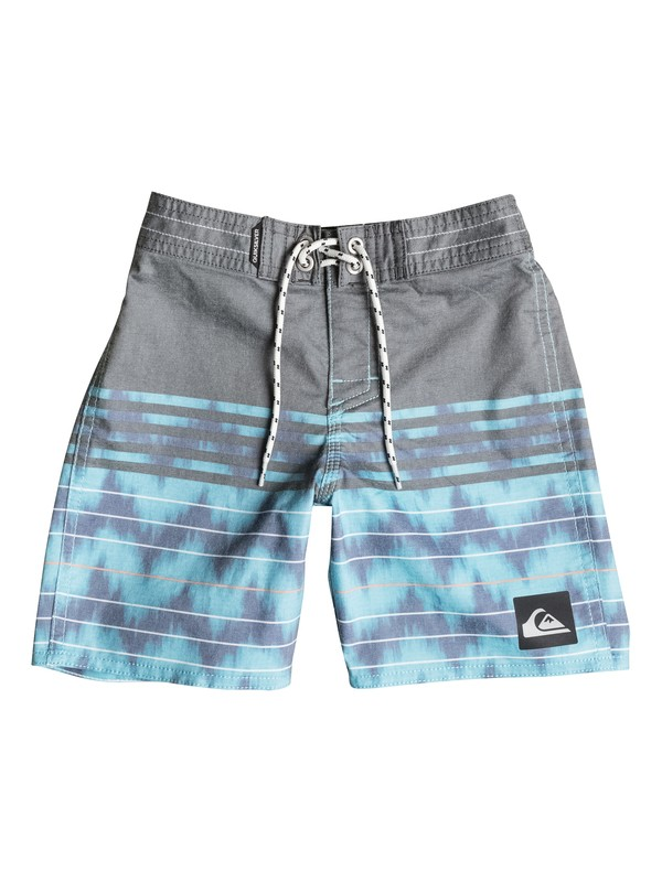 """0 Boys 2-4 Swell Vision 19"""" Boardshorts  AQKBS03045 Quiksilver"""