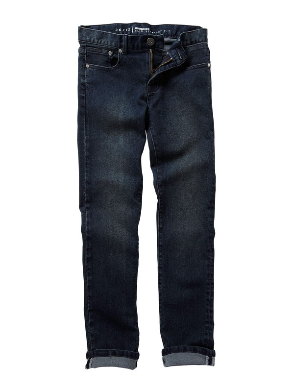 0 Boys 2-7 Distortion Jeans  AQKDP00011 Quiksilver