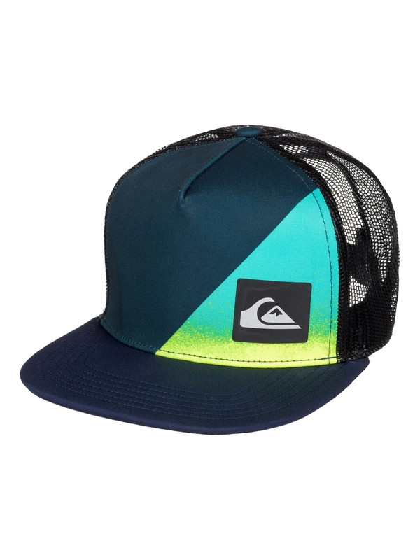 0 New Wave Comp - Casquette trucker  AQKHA03107 Quiksilver