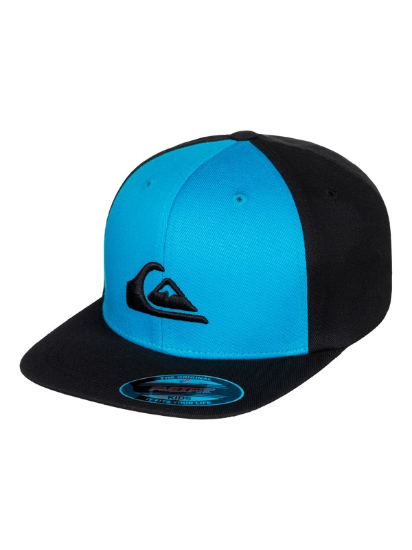 0 Boy's 2-7 Mountain And Wave Hat  AQKHA03139 Quiksilver