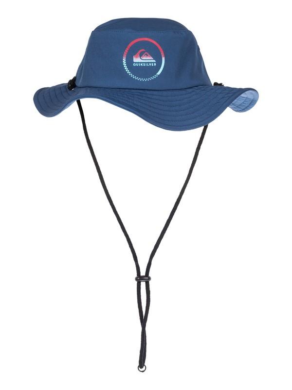 0 Boy's 2-7 Gelsy Sun Hat  AQKHA03145 Quiksilver