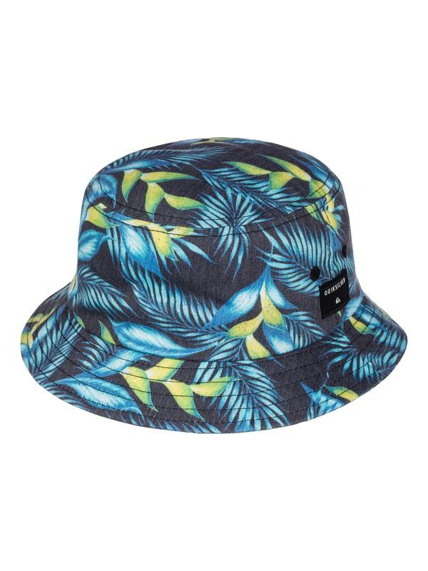 0 Boy's 2-7 Lazers Bucket Hat  AQKHA03150 Quiksilver