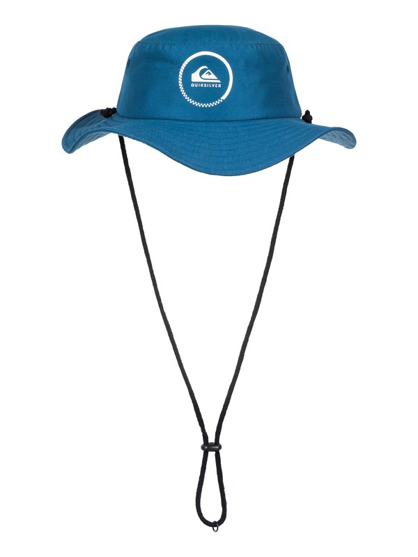 0 Boy's 2-7 Gelly Bucket Hat  AQKHA03156 Quiksilver