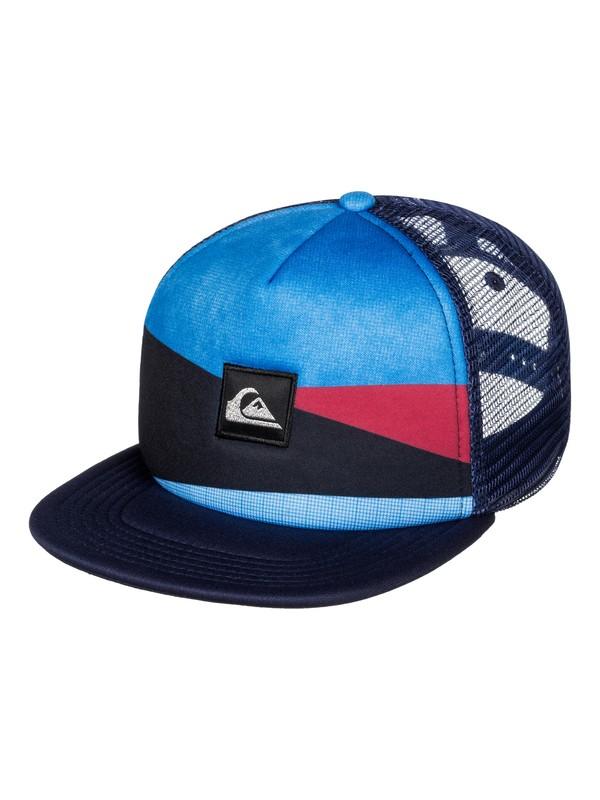 0 Boy's 2-7 Boardies Trucker Hat  AQKHA03164 Quiksilver