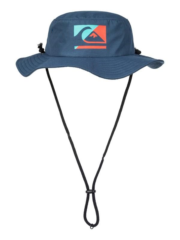 0 Boy's 2-7 Gelly Bush Hat  AQKHA03177 Quiksilver