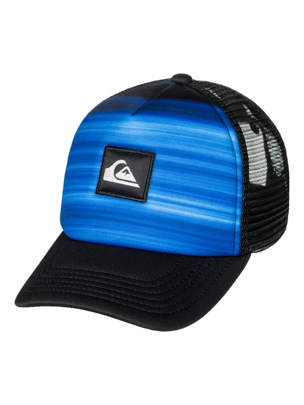 0 Boy's 2-7 Hold Down Trucker Hat  AQKHA03183 Quiksilver