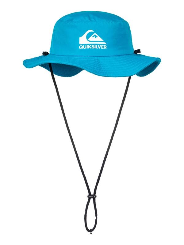 0 Boy's 2-7 Gelly 4 Bucket Hat  AQKHA03188 Quiksilver
