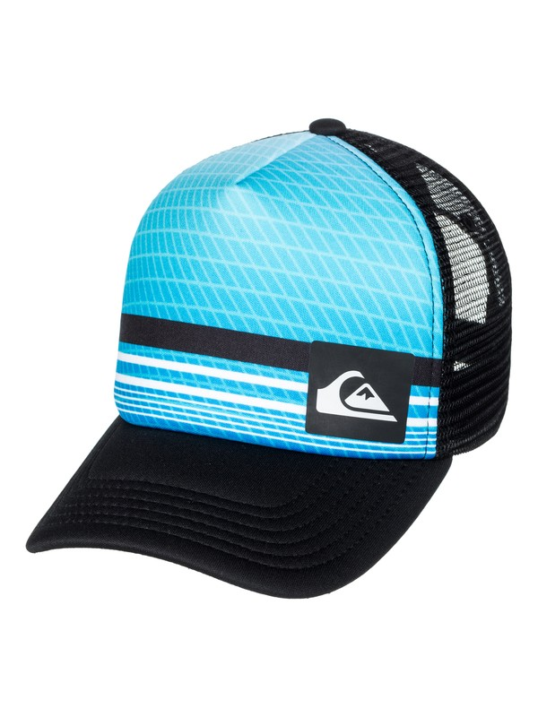 0 Boys 2 - 7 Foamnation Trucker Hat  AQKHA03194 Quiksilver