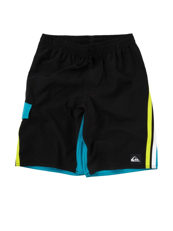 0 Boys 2-7 Batter Volley Boardshorts  AQKJV00032 Quiksilver