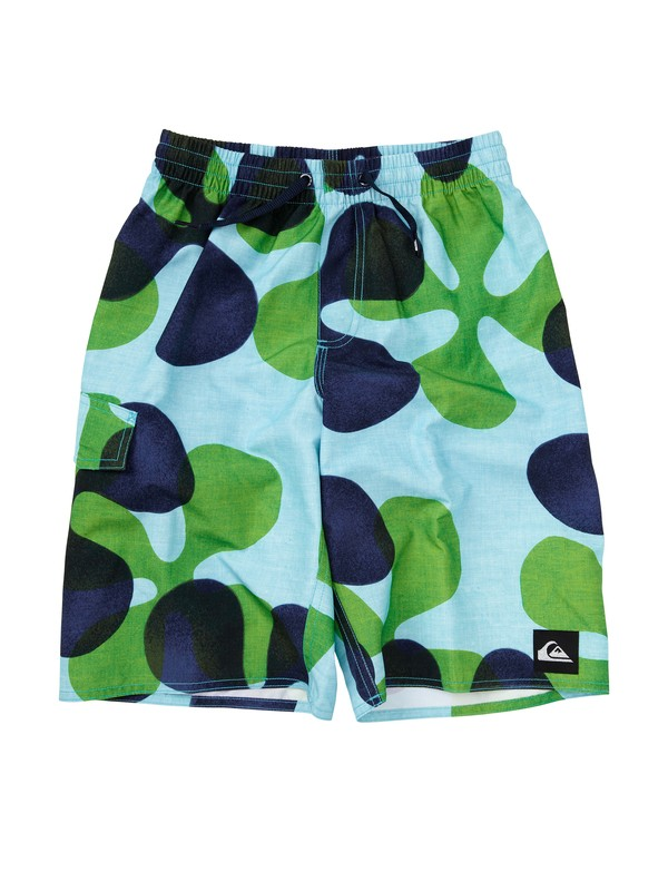 0 Boys 2-7 Splendid Volley Boardshorts  AQKJV00033 Quiksilver