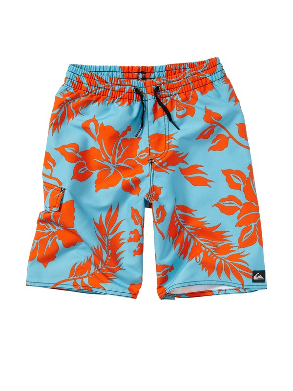 0 Boys 2-7 Shrimp Truck Volleys  AQKJV00042 Quiksilver