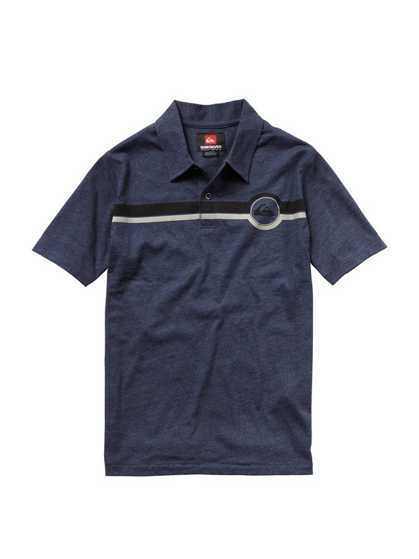 0 Boys 2-7 Yolo Polo Shirt  AQKKT00024 Quiksilver
