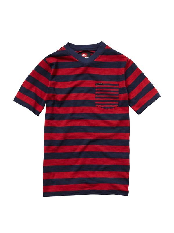 0 Boys 2-7 Brody T-Shirt  AQKKT00039 Quiksilver
