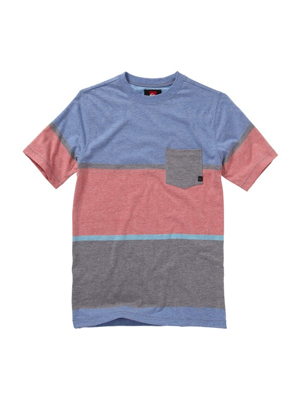 0 Boys 2-7 Stick and Move T-Shirt  AQKKT00044 Quiksilver