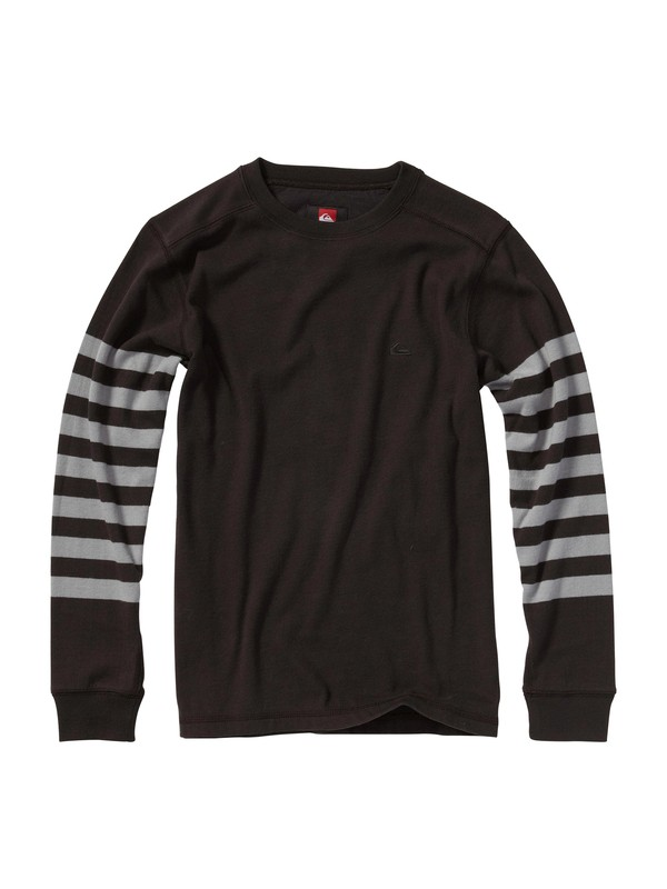 0 Boys 2-7 Snit Lite Long Sleeve Shirt  AQKKT00050 Quiksilver