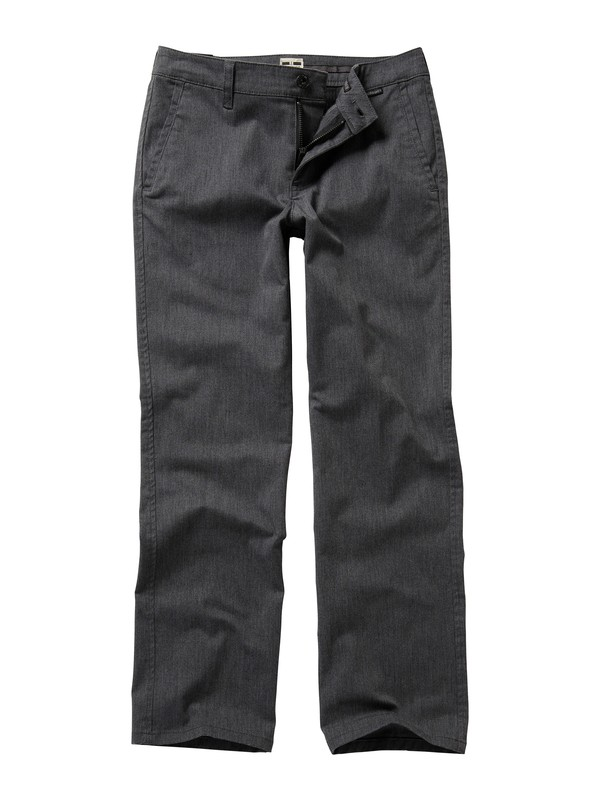 0 Boys 2-7 Union Heather Pants  AQKNP00002 Quiksilver