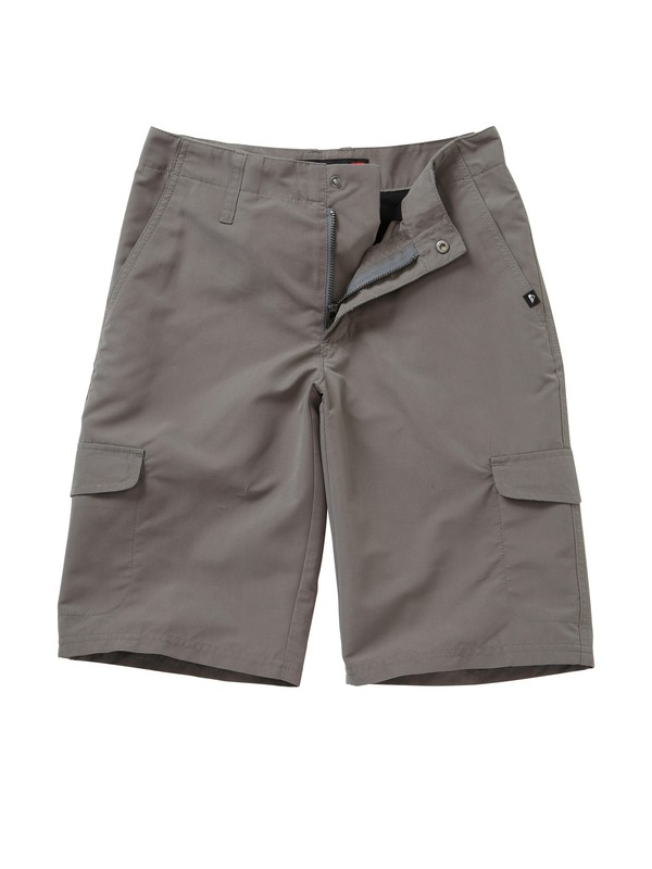 0 Boys 2-7 Platoon Walk Shorts  AQKWS00059 Quiksilver