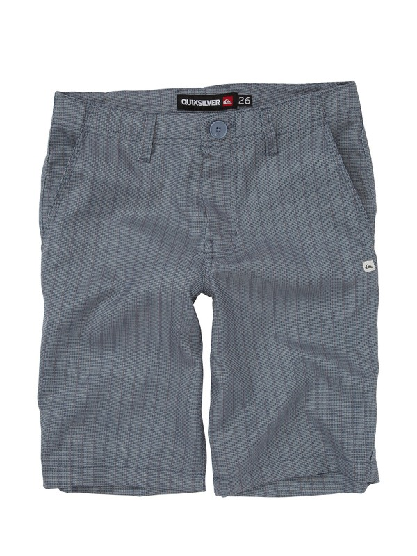 0 Boys 2-7 Stamp It Shorts  AQKWS00082 Quiksilver