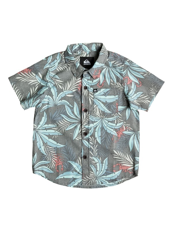 0 Boys 2-4 After Dark Shirt  AQKWT03009 Quiksilver