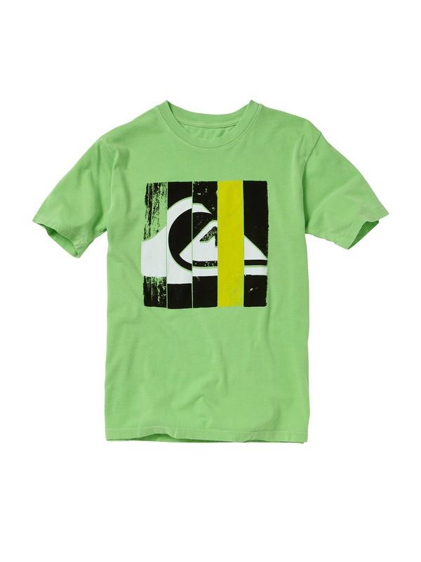 0 Boys 2-7 Vertebrae T-Shirt  AQKZT00056 Quiksilver