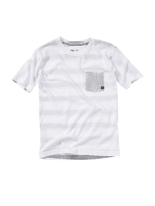 0 Boys 2-7 Jailhouse T-shirt  AQKZT00212 Quiksilver