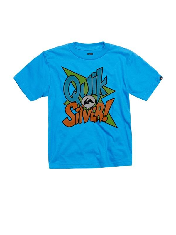0 Boys 2-7 Comix T-shirt  AQKZT00221 Quiksilver