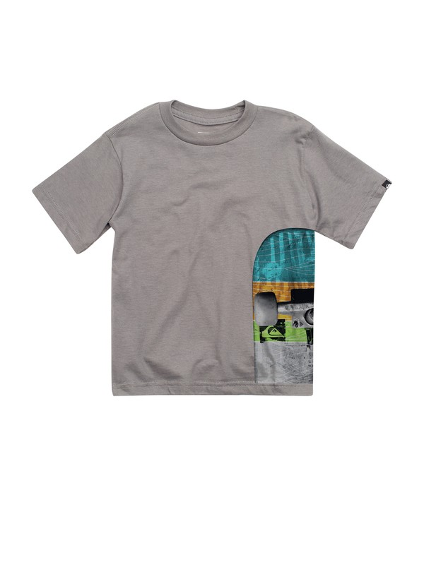 0 Boys 2-7 Grindtime T-shirt  AQKZT00223 Quiksilver