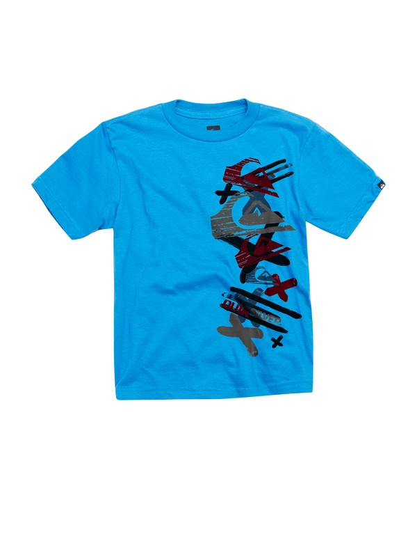 0 Boys 2-7 Adventure T-shirt  AQKZT00226 Quiksilver
