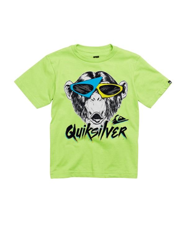 0 Boys 2-7 Monkey Biz T-shirt  AQKZT00229 Quiksilver