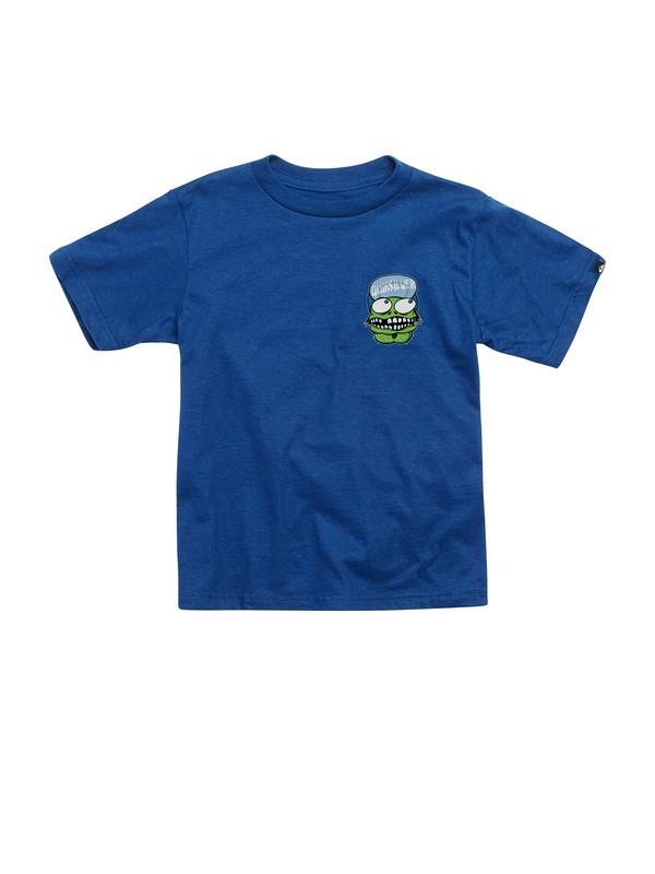 0 Boys 2-7 Gary T-shirt  AQKZT00236 Quiksilver