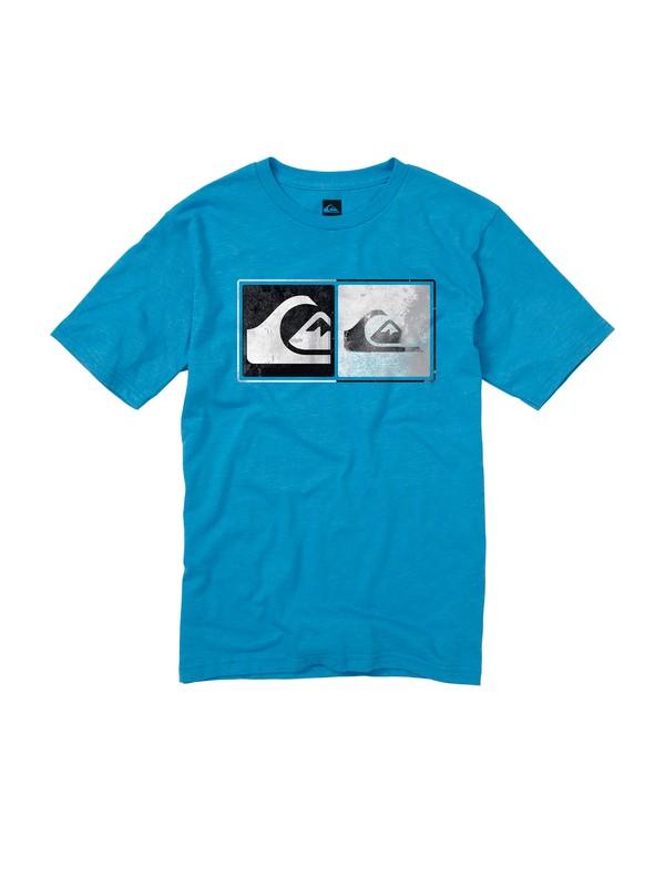 0 Boys 2-7 After Hours T-Shirt  AQKZT00280 Quiksilver