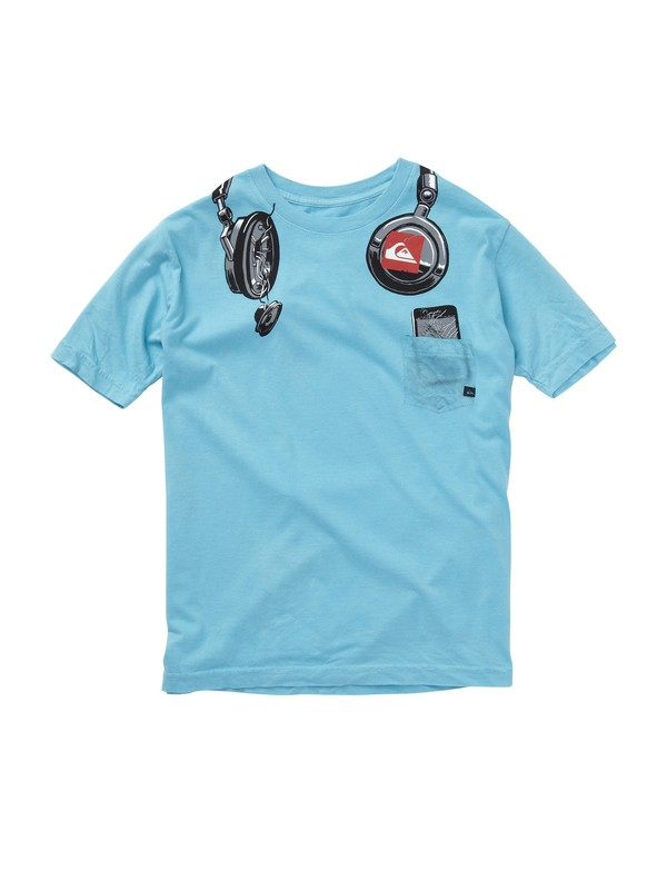 0 Boys 2-7 Shredder T-Shirt  AQKZT00287 Quiksilver