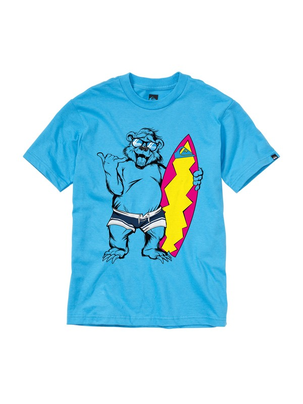 0 Boys 2-7 Stokie the Bear T-Shirt  AQKZT00296 Quiksilver