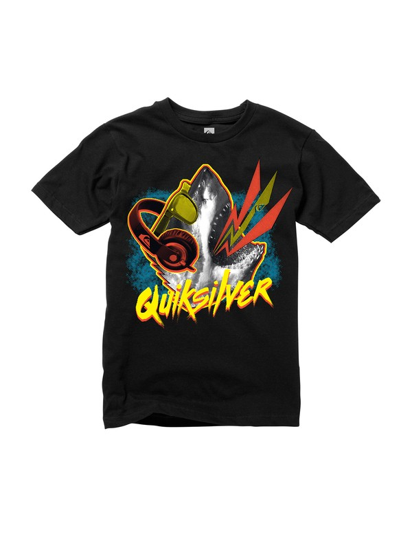 0 Boys 2-7 Party Shark T-Shirt  AQKZT00302 Quiksilver