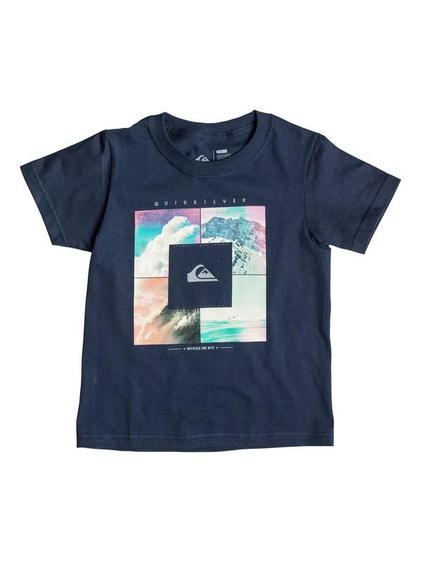 0 Boys 4-7 Quad T-Shirt  AQKZT03045 Quiksilver