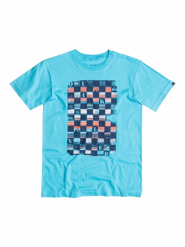 0 Boys 4-7 Checka T-Shirt  AQKZT03052 Quiksilver