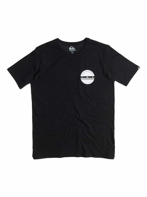 0 Boys4-7 Locked Out T-Shirt  AQKZT03055 Quiksilver