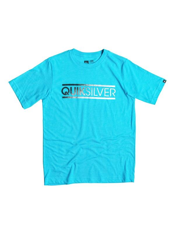 0 Boys 4-7 Filler Tee  AQKZT03061 Quiksilver
