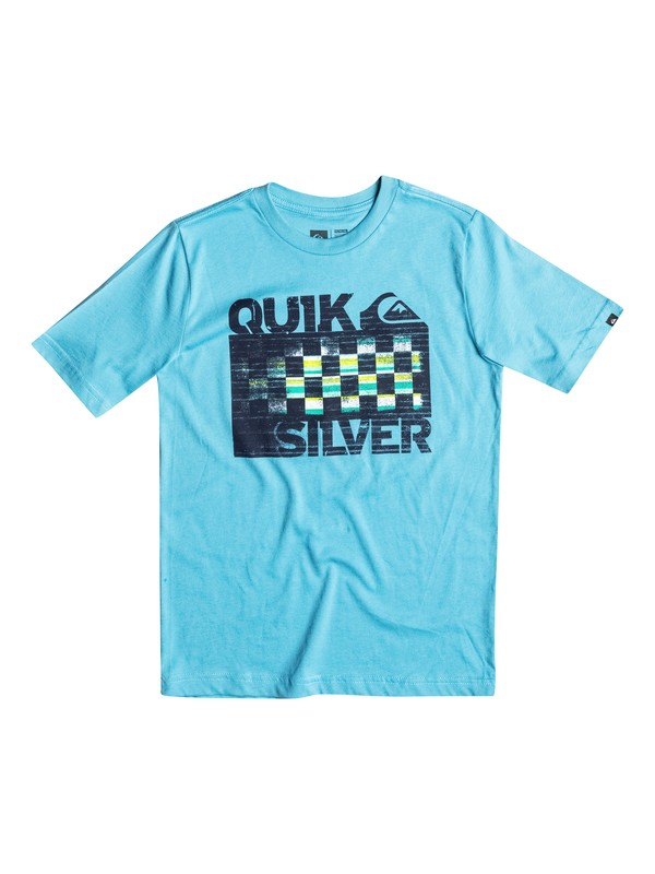 0 Boys 4-7 4X4 Tee  AQKZT03065 Quiksilver