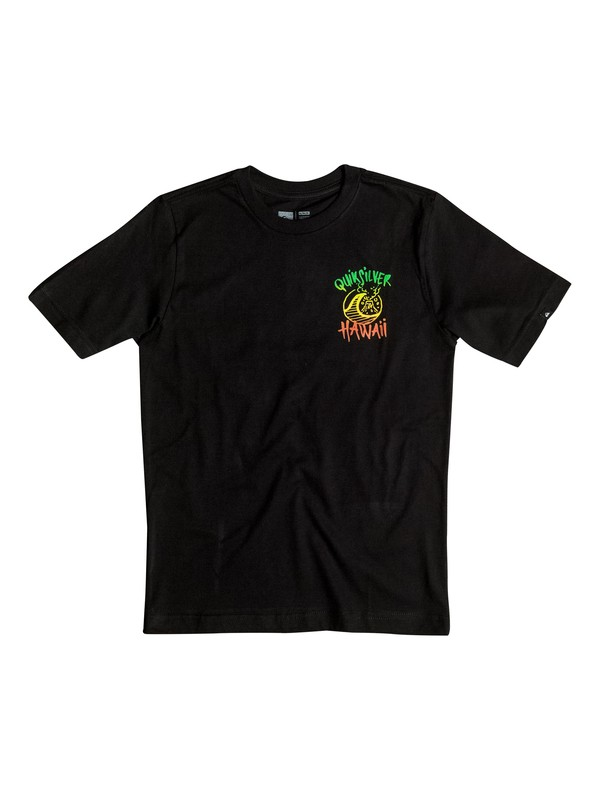 0 Boy's 2-7 Eruption Tee  AQKZT03119 Quiksilver