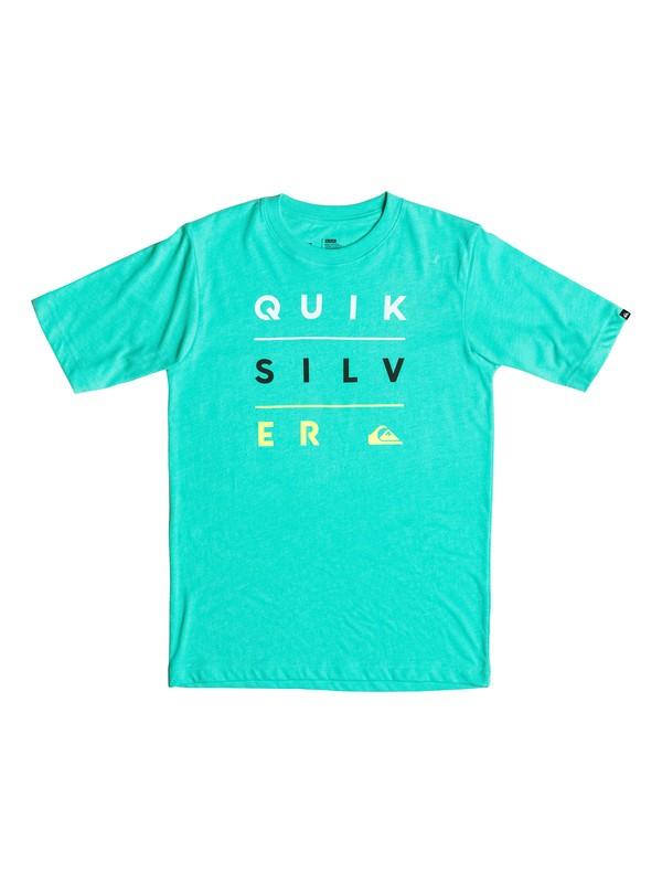 0 Yardage Stack - T-Shirt  AQKZT03137 Quiksilver