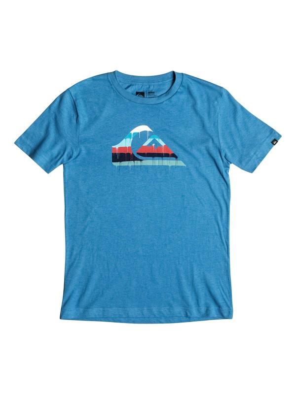 0 Boys 4-7 Quik Drip T-Shirt  AQKZT03139 Quiksilver