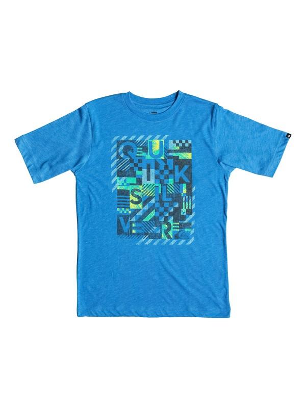 0 Check Republik - T-Shirt  AQKZT03147 Quiksilver