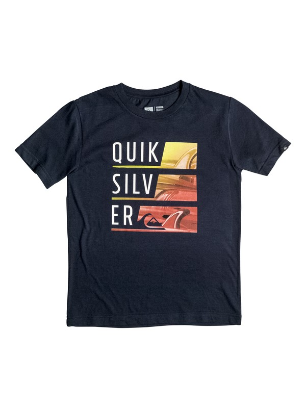 0 Word Up - T-Shirt  AQKZT03155 Quiksilver