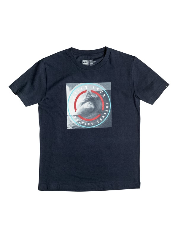 0 Boys 4-7 Plaid The Surf T-Shirt  AQKZT03163 Quiksilver