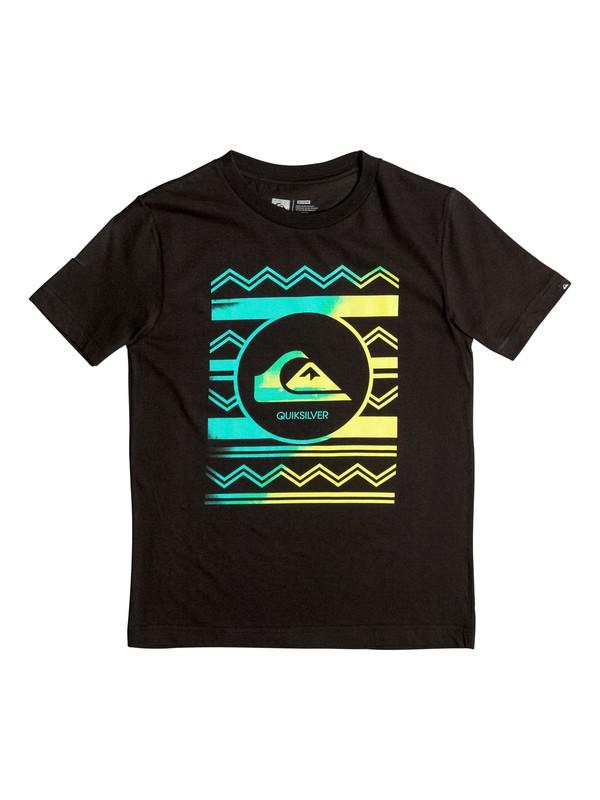 0 Primal Logo - T-Shirt  AQKZT03170 Quiksilver