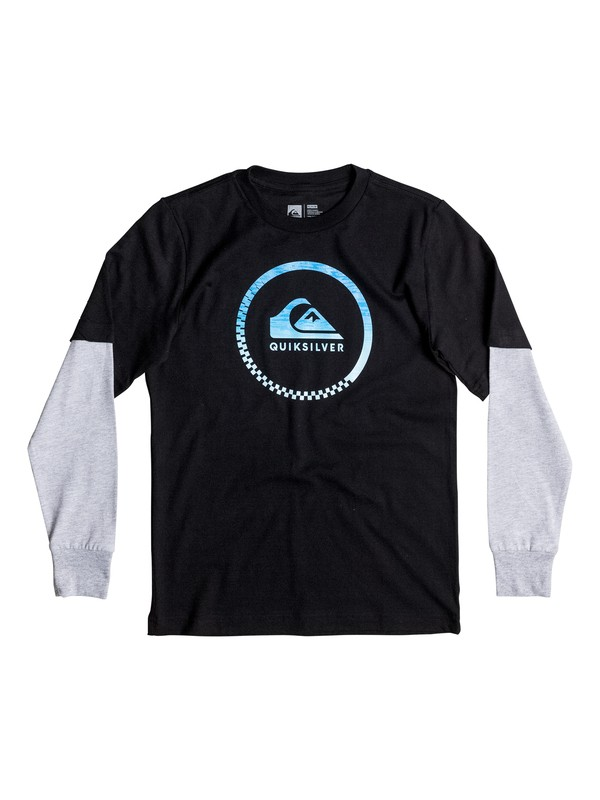 0 Boy's 2-7 Slash Active Tee  AQKZT03196 Quiksilver