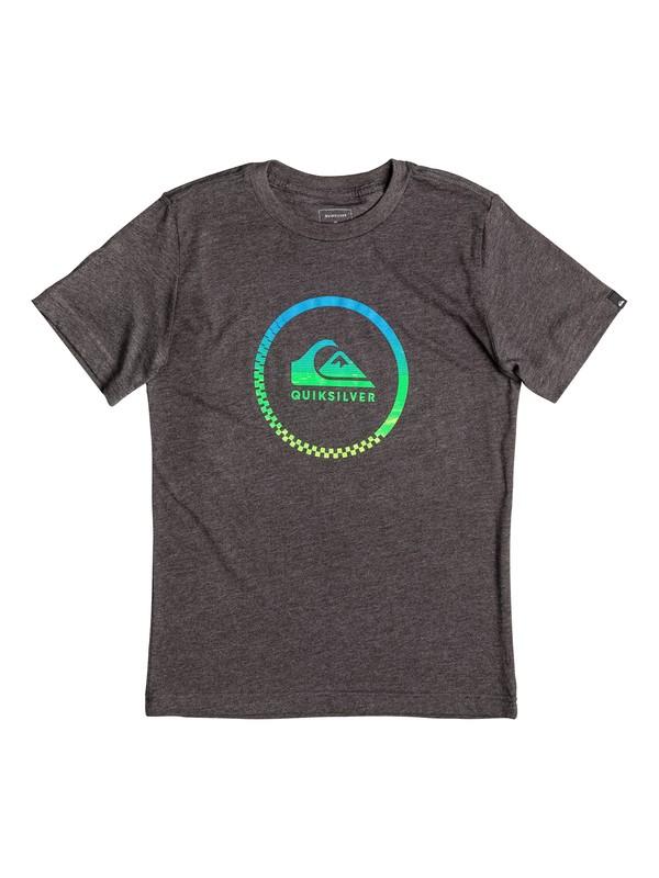 0 Niños 2-7 Camiseta  Active Momentum  AQKZT03204 Quiksilver